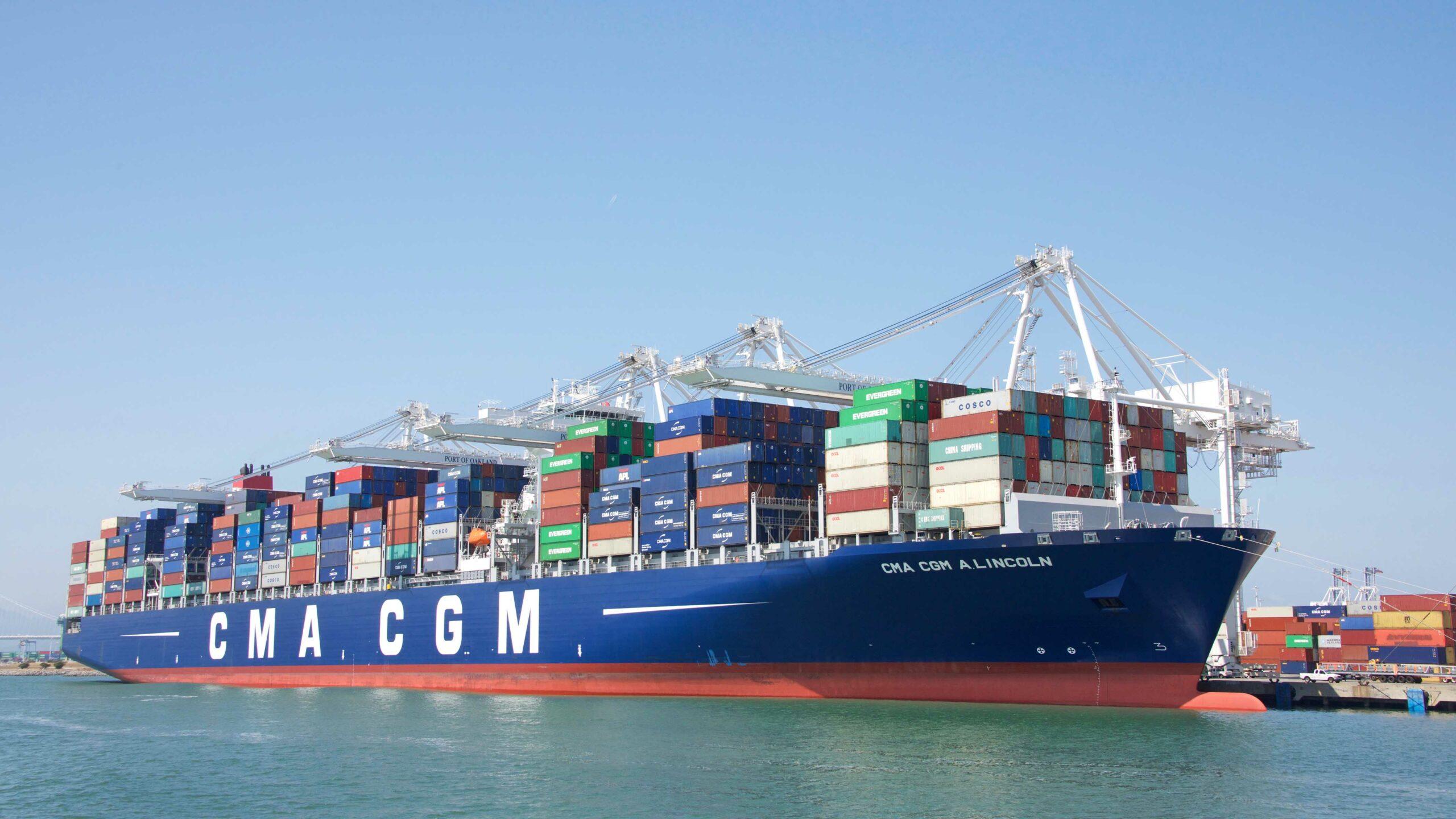 CMA CGM Expects Shipping Market To Continue It's Strength During First Half  2021 - Apollo Cargo Alliance