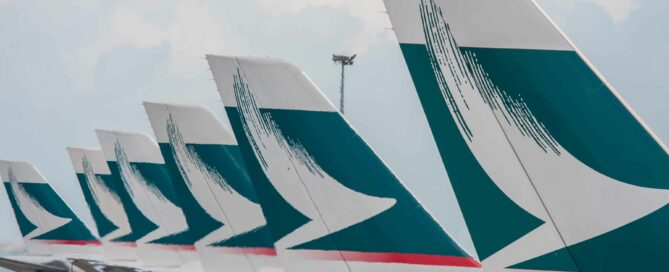 Cathay Pacific's Traffic Figures For March 2021 Apollo Cargo Alliance