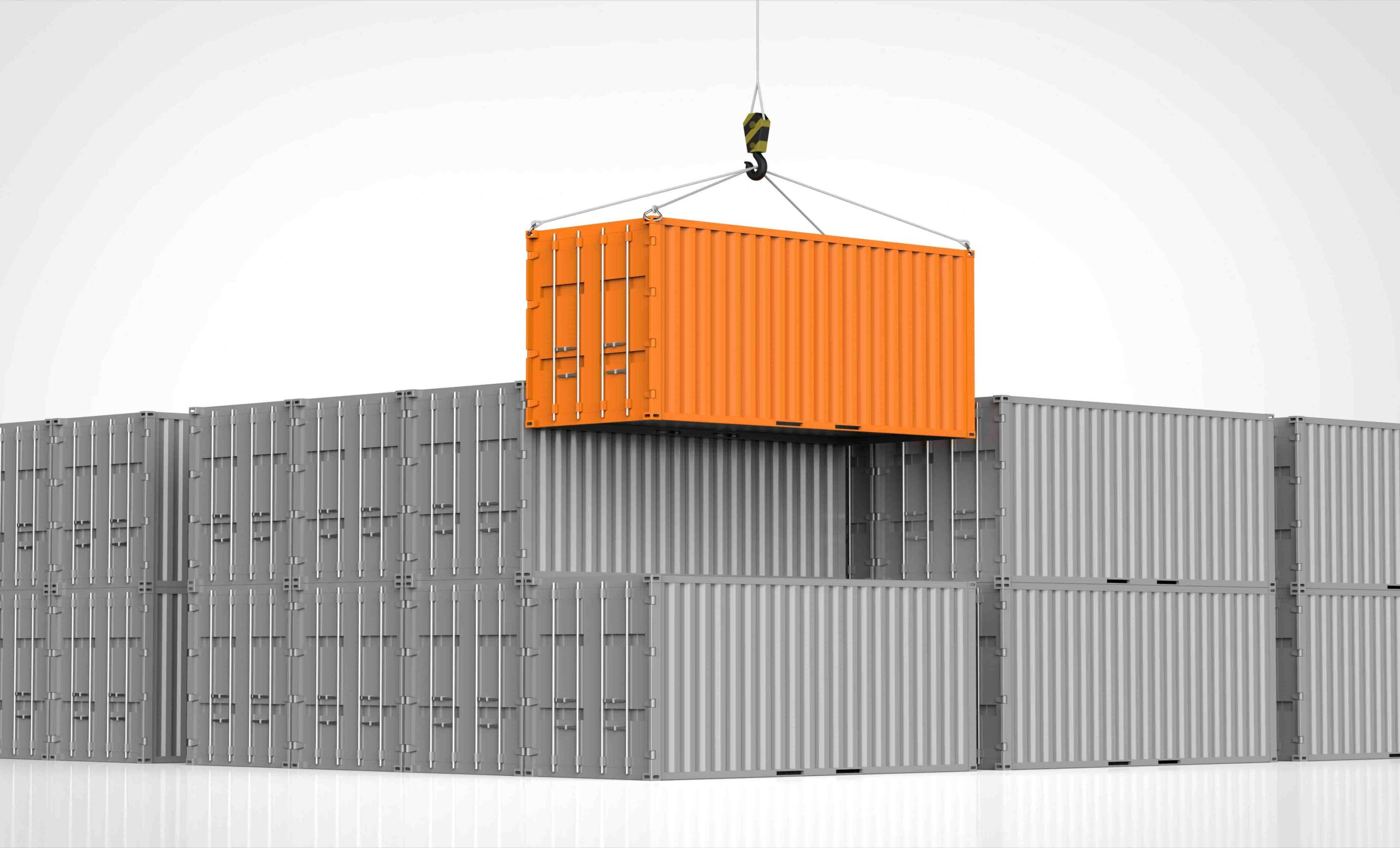 Three Chinese companies control global container production Apollo Cargo Alliance