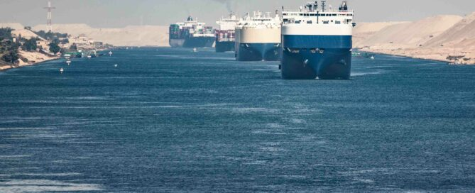 Suez Canal Southern Stretch to Be Expanded Apollo cargo alliance