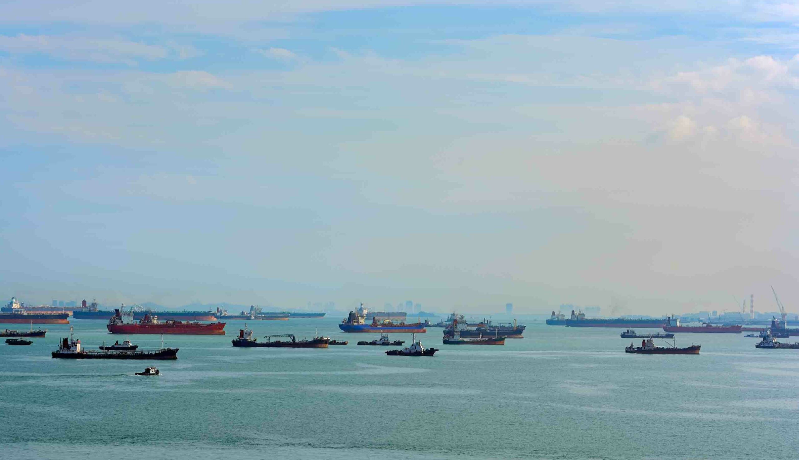 Containervessels congestion spreads across the planet, 304 ships queuing for berth space Apollo Cargo alliance