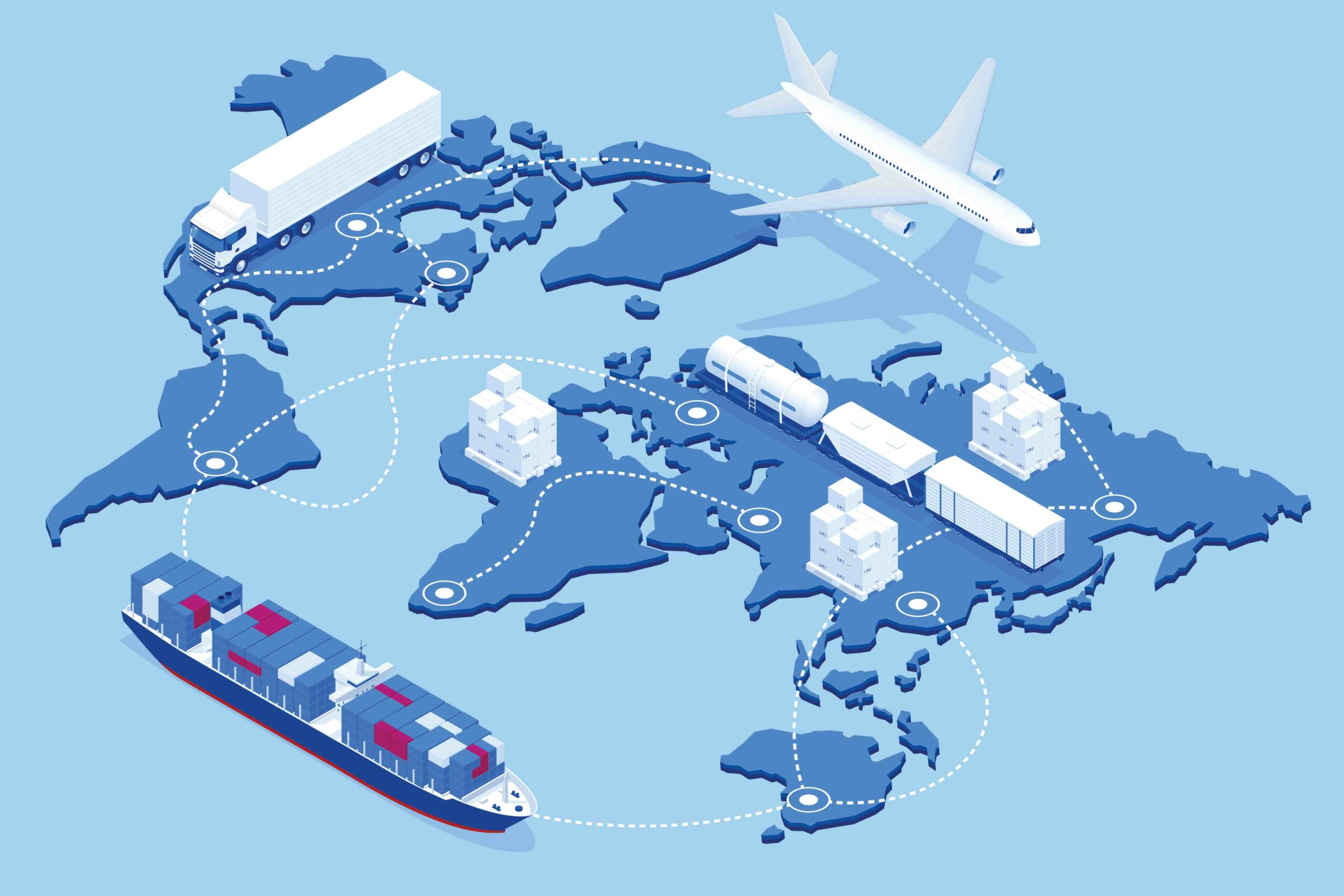 Supply Chain Problems : Normal Demand, Not More Regulation, what's next ? Apollo Cargo Alliance
