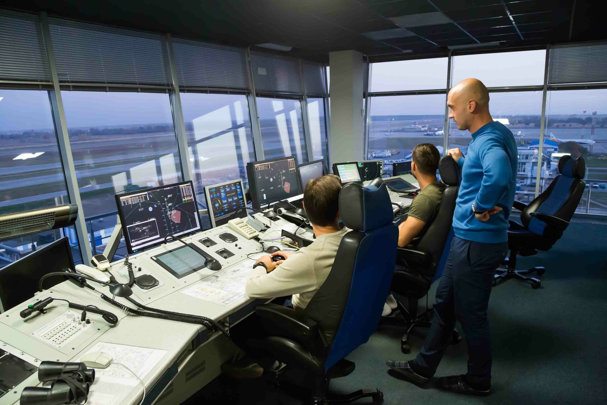 EUROCONTROL, starts construction works for new operations centre in Brussels Apollo Cargo Alliance