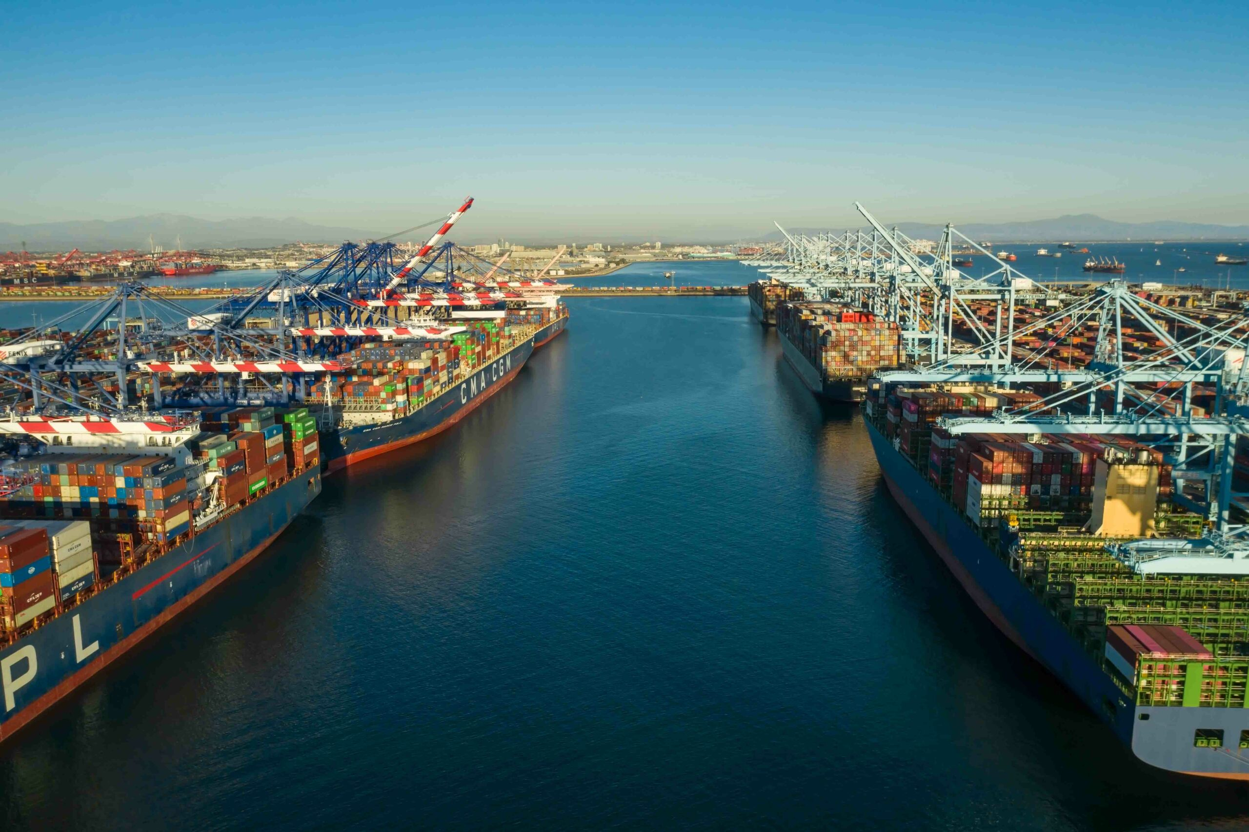 Sad Record Number of Ships at Southern California Ports Apollo Cargo Alliance